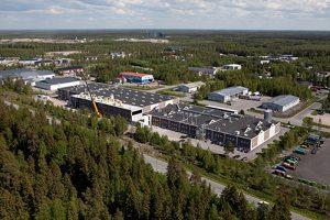 Завод SK Tuote в 2012 г.