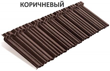 Metroshake II коричневый