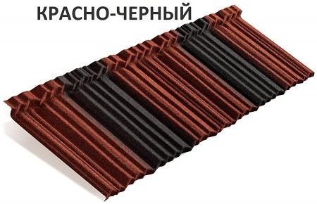 Metroshake II красно-черный