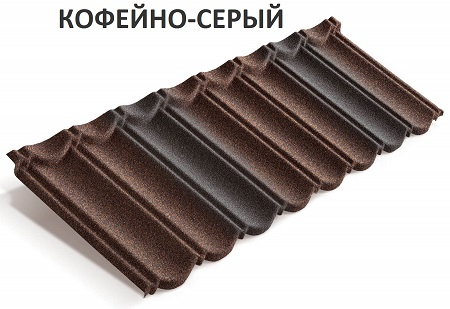 Metrobond кофейно-серый
