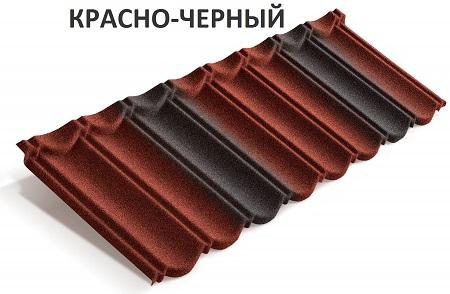 Metrobond красно-черный