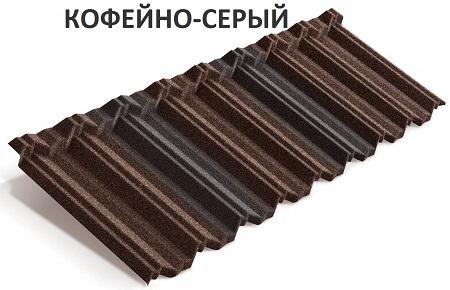 MetroViksen кофейно-серый