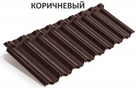 MetroViksen коричневый