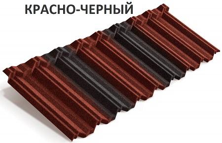 Metroclassic красно-черный