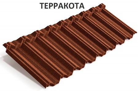 Metroclassic терракота