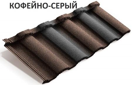 Metroroman кофейно-серый