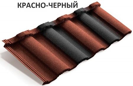 Metroroman красно-черный