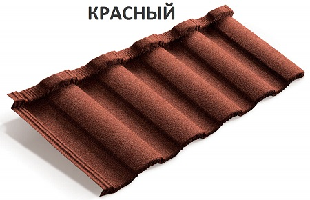 Metroroman красный