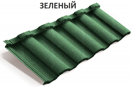 Metroroman зеленый