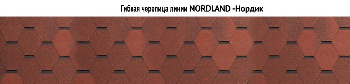 Tegola Nordland Нордик