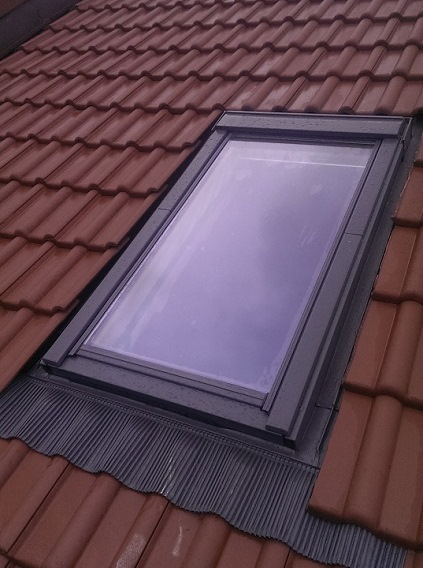Монтаж окна в ЦПЧ