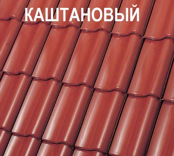 Roben BORNHOLM Каштановый