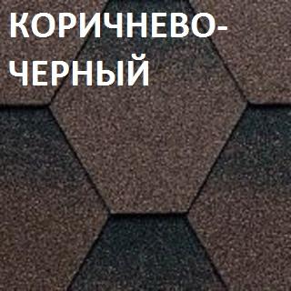K+ коричнево-черный