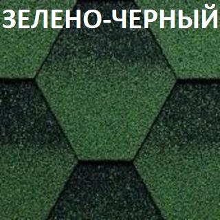 K+ зелено-черный