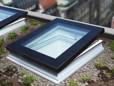 Окно для плоских крыш D_F Fakro