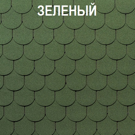 Тегола Антик зеленый