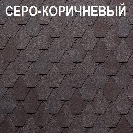 Tegola Лемех серо-коричневый