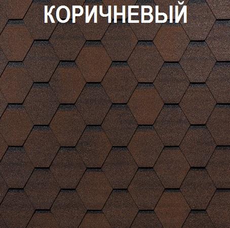 Tegola Смальто коричневый