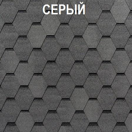 Tegola Смальто серый