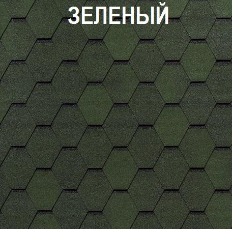 Tegola Смальто зеленый